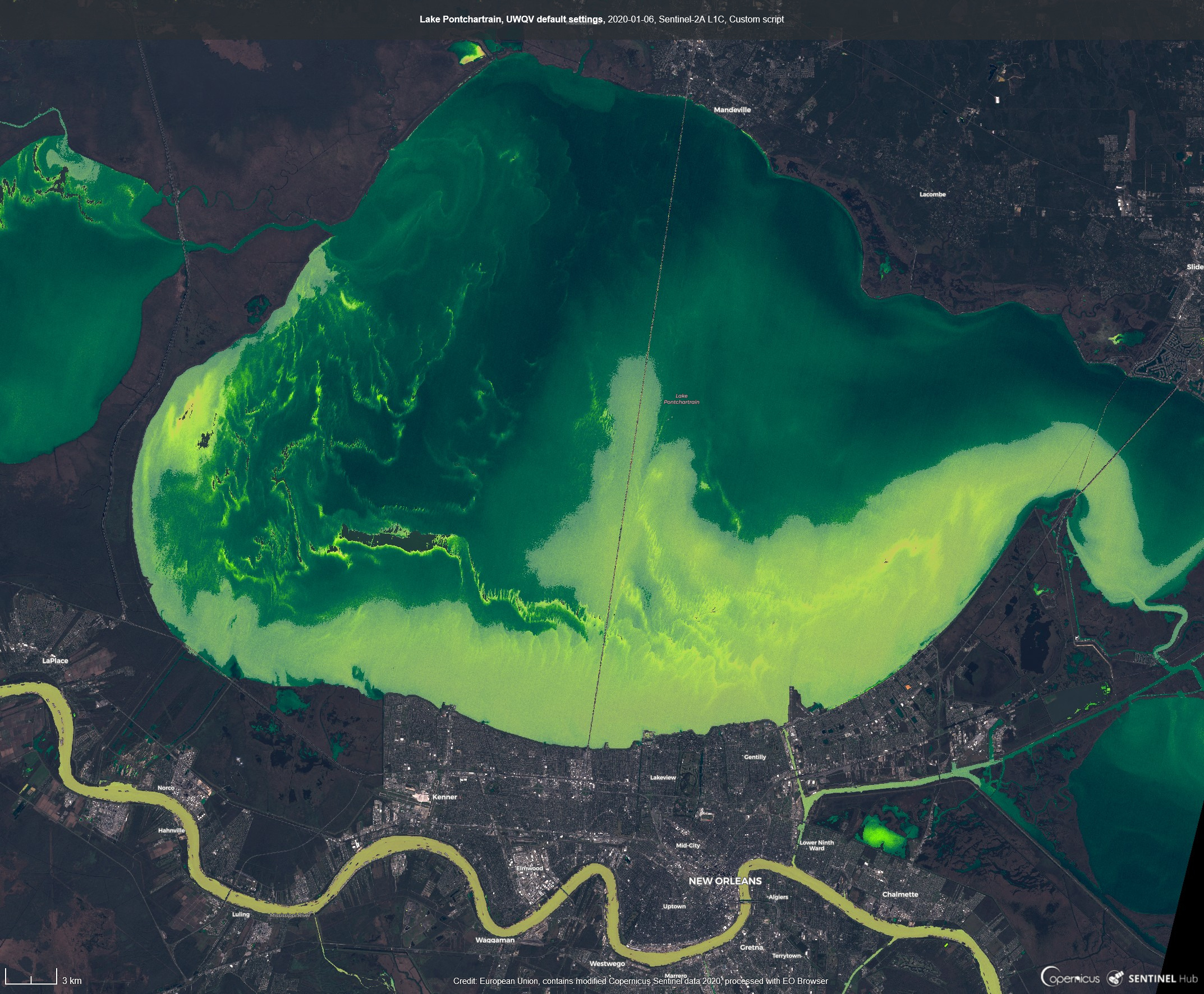 '2020-01-06-Sentinel_2A_Lake_Pontchartrain'