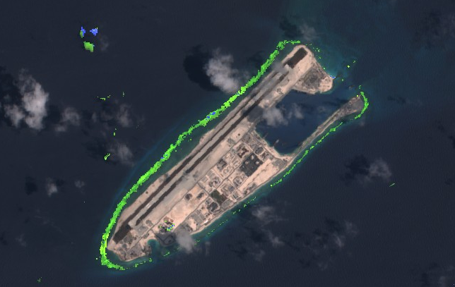 Fierry Cross Reef (South China Sea)